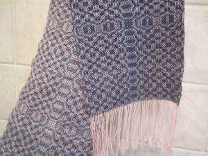 Patron de foulard structurel